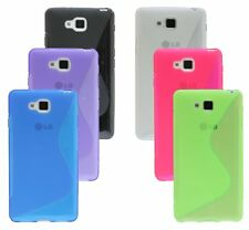 Gel Custodia in silicone tasca accessori per LG D605 Optimus L9 II @ COFI