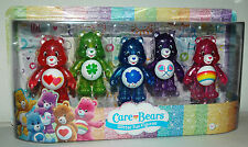 Care Bears 3 inch Glitter Fun Figures American Greetings Just Play