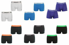 NEW 2 Pack of Lonsdale Mens  Shorts Trunks Underwear  M L XL XXL XXXL XXXXL