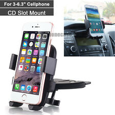 For Mobile Smart Cell Phone GPS 360 Car Auto CD Slot Mount Cradle Holder St