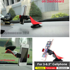 Clearance-360°Car Holder Windshield Mount Bracket for Mobile Cell Phone GP
