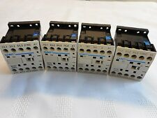 CHINT MINI CONTACTOR 240 VOLT 4 POLE NORMALLY OPEN, CLOSED POLES AC COIL MOTOR