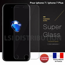 iPhone7 / iPhone7 Plus VITRE EN VERRE TREMPE PROTECTION ECRAN EN VERRE TREMPE
