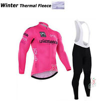 Ropa de ciclismo Giro Invierno termica thermal maglie cycling winter fleece