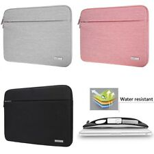 15-15.6 Inch Laptop Sleeve Case Notebook Bag for MacBook Pro ASUS Dell HP A