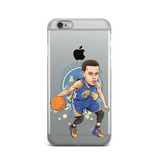 Curry NBA State Ultra Thin Rubber Gel Silicone Case For Apple iPhone 5 6 7