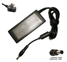 FOR TOSHIBA SATELLITE PRO C660D-10C, PRO C660D-11C CHARGER 65W ADAPTER 5.5MM 2.5