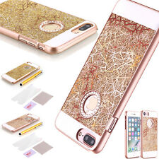 Ultra-Thin Luxury Shockproof Diamond Glitter Case Cover For Apple iPhone 7