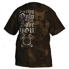 Ringside Only the Bell Can Save You T-shirt