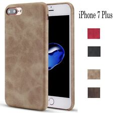 New For iPhone 7 Plus 5.5 Luxury Vintage Business Leather Men's Soft Case C