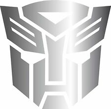 Wall Vehicle Window Mural Display Transformers Autobot Logo Decal Vinyl sticker