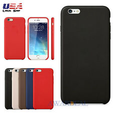 """Luxury Ultra-thin PU Leather Case Cover For iPhone 6 6S 6S Plus 5.5"""" USA 4."""
