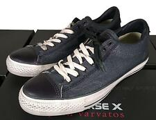 Converse by John Varvatos Coated Canvas All Star Ox Sneaker DARK NAVY 14537