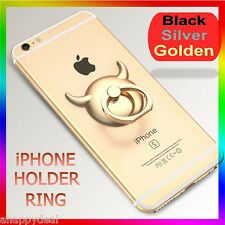 Universal Metal Ring Rotating Stand Holder iPhone Cellphone HuaWei Samsung