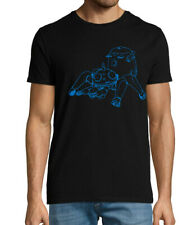 Ghost in the Shell Tachikoma Stand Alone Complex inspired men's anime T-shirt