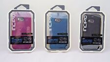 New in Box INCIPIO NGP Case for HTC One (M8) In Choice of Black, Pink, Turq
