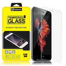 HD Premium Real Tempered Glass Film Screen Protector For iphone 5S 6 6S 7 P