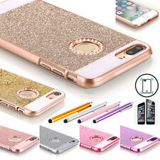 Luxury Bling Glitter Crystal Hard Protect Case Cover for Apple iPhone 7 6S