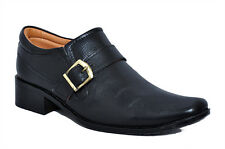 Zoom Mens Shoes Genuine Leather Shoes And Formal Shoes G-31-Black Shoes Online