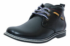 West Code Mens Shoes and sneakers Synthetic Leather Casual Shoes 071-Black