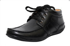Zoom Mens Shoes Online Leather Shoes and Formal Shoes D-2572-Black Shoes -