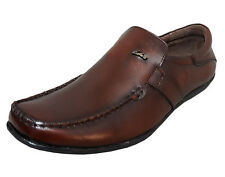 Zoom Mens Shoes Online Genuine Real Leather Formal Shoes S-2542-Brown Shoes