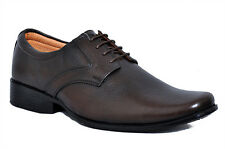 Zoom Branded Mens Shoes Genuine Leather Formal Shoes D-61-Brown Shoes Online