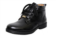 Zoom Shoes For Mens Genuine Leather Shoes And Formal Shoes D-3571-Black Shoes -