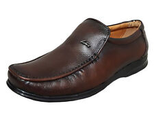 Zoom Shoes For Mens Genuine Leather Formal Shoes D-103-BRown Shoes Online