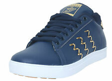 Black Tiger Shoes For Mens Synthetic Leather Casual Shoes & sneakers 8043-G-Blue
