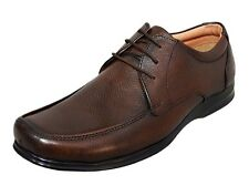 Zoom Mens Shoes Online Genuine Real Leather Formal Shoes D-1471-Brown Shoes