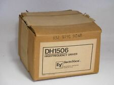 NEW UNUSED SEALED CARTON ELECTRO-VOICE DH1506 HIGH-FREQUENCY DRIVE AND HT94 HORN