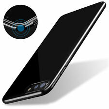 Luxury Ultra Thin Hard Acrylic PC Jet Black Back Case Cover for iPhone 7/6s