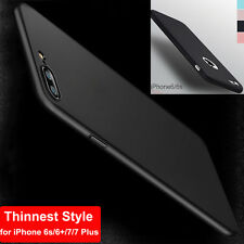 Slim Luxury Ultra-thin Silicone Soft TPU Back Case Cover Skin F iPhone 6S 7