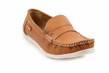 Quarks Rust Smart Moccasin For Men (Q1073TN)