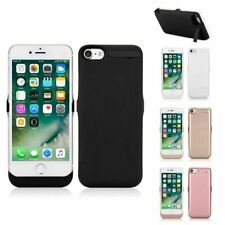 10000mAh External Battery Charger Cover Power Case Pack For Apple iPhone 6, 6S 7