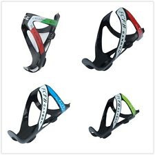 new design cycling king  carbon fibre bicycle bottle cage/ Water bottle holder t
