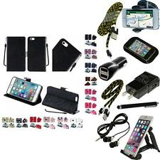 For Apple iPhone 5 Wallet Case Pouch With ID Card Pocket Slots + Bundle