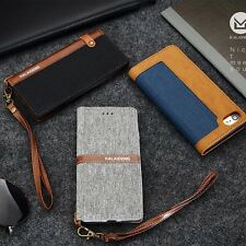 Luxury Leather Card Slot Wallet Flip Case Cover Skin For Apple iPhone 7 7 P