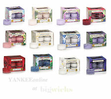 Yankee Candle Tea Lights - Floral Selection