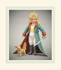 R. John Wright Le Petit Prince FOX ONLY $225.00 Retail The Little Prince Doll