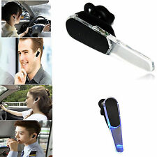 Bluetooth Headset Headphone Earphone with LED for iPhone Samsung ZTE Lenovo