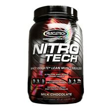 Nitro-Tech Performance Series 2lb (906g) - Muscletech - Special protein