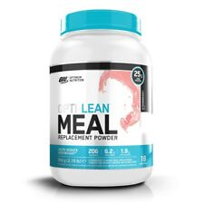 Opti-Lean Meal Replacement 954 g - Optimum Nutrition - Reemplazos de comida
