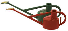Haws 5L Litre Plastic Green or Red Long Reach Watering Can Oval Brass Rose Spout