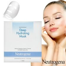 Neutrogena Deep Hydrating Masks Healthy Skin Vitamin C Face Natural Mask 19 ml