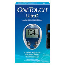 One Touch Ultra2 Meter *** Blood Glucose Monitoring Kit *** (Brand New - Sealed)