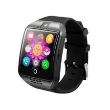 Q18 Bluetooth intelligente Guarda SIM TF Camera Smartwatch per iOS Android Phone