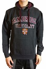 Official Cambridge University Hoodie - Charcoal - Cool and stylish