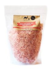 A Silk Route Spice Company Himalayan Rose Pink Salt 1Kg (Course) Resealable